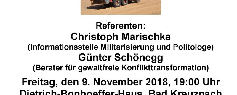 Die Bundeswehr in Mali